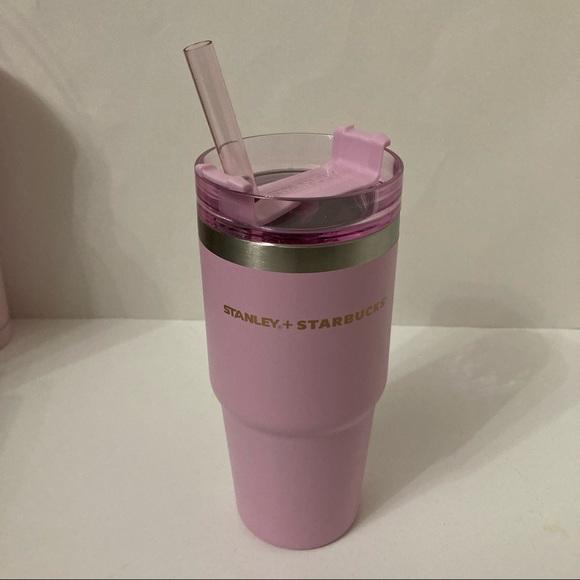 Starbucks Stanley Pink Stainless Steel